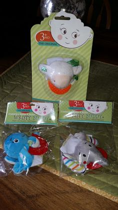 Mommy's Block Party: Best Teethers for Baby: Wristy Buddy #Review + #Gi...