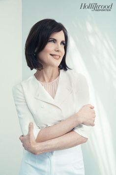 Emmys: Exclusive Portraits of 'Downton Abbey's' Michelle Dockery, Elizabeth McGovern