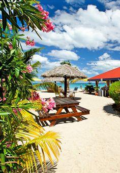 Beachfront in Grenada