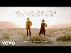 Jeremy Camp, Adrienne Camp - We Turn Our Eyes (You Speak To My Fear) (Audio) - YouTube Christian Music Playlist, Christian Song Lyrics, Thank You Lyrics, I Thank You, Worship Songs Lyrics, Songs To Sing, Jeremy Camp, Youversion Bible, Praise And Worship