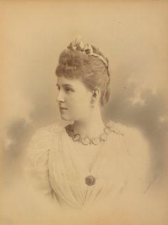 Grand Duchess Alexandra Georgievna (1870-1891)