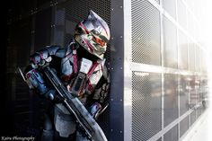 Halo Hayabusa Armor - Daily Cosplay - Interest - Anime News Network