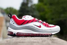 Nike Air Max 98 University Red - http://nshoes.gr/nike-air-max-98-university-red/