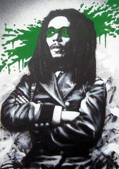 Fin DAC – Rock Stars Portraits  Marley