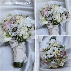 Romantic green shades - Green Shades, Weeding, Flower Dresses, Floral Wreath, Romantic, Wreaths, Table Decorations, Flowers, Home Decor