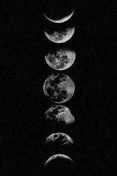 La luna de las brujas .