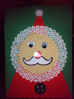 Felicitación Navidad 2013 Christmas Crafts For Kids, Xmas Crafts, Christmas Ornaments, Holiday Decor, Home Decor, Children Ministry, Xmas Gifts, Christmas Crafts For Children, Xmas Ornaments