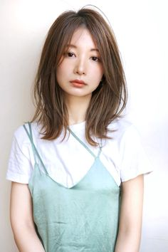 Asian Short Hair, Short Hair With Bangs, Haircuts With Bangs, Cute Hairstyles For Short Hair, Asian Hair, Long Hair Cuts, Bob Hairstyles, Medium Hair Styles, Short Hair Styles