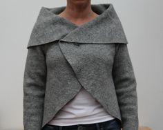Aus der Kreisweste eine Jacke machen... von urbanska