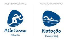 2016 Rio de Janeiro Olympic Games Pictograms