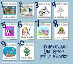 libri gioco per le vacanze da scaricare gratis scuola primaria