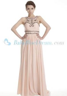 A-Line Straps Champagne Chiffon Prom Dress/SUN009 Affordable Elegant A-Line Straps Champagne Chiffon Floor Length Prom Dress_discount Elegant A-Line Straps Champagne Chiffon Floor Length Prom Dress onsale_babybluedream.com [SUN009] - $149.00 : Designer Wedding Dresses, Graduation Dresses and Prom Dresses at Babybluedream.com