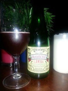 Lindemans Framboise Raspberry Lambic