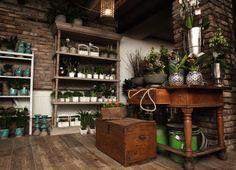 Kvetinárstvo Homesteading, Liquor Cabinet, Corner Desk, Entryway Tables, Storage, Furniture, Landscaping, Gardening, Home Decor