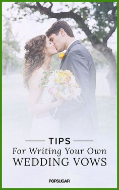 Wedding Vows - Wedding Vows - How To Know If You Should Write Your Own   #FunnyWeddingVows