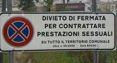 cartelli stradali
