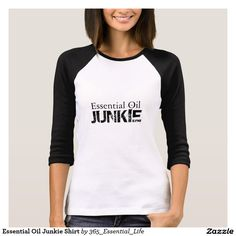 Essential Oil Junkie Shirt
