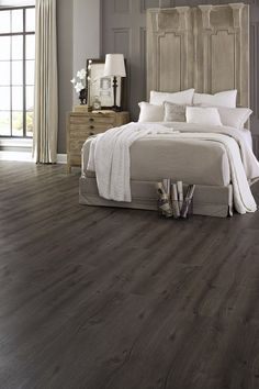 "Slate Engineered 9"" x 70.87"" Vinyl Plank with WPC Core"