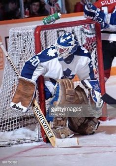 Allan Bester (1983-1991) Nfl Fans, Toronto Maple Leafs, Ice Hockey, Nhl, Sports, Photos, Vintage, Hs Sports, Pictures