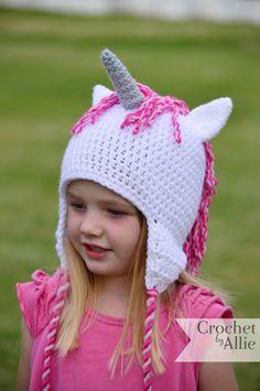 Sil vous plaît voir boutique annonce pour TURN AROUND TIME ou visiter de http://crochetbyallie.com/status pour un devis avant de commander ! Quelle petite princesse naime pas les licornes ? Cette douce, mythique chapeau dispose dune corne en spirale et une crinière en spirale bicolore. Parfait pour le jeu de fantasy, comme un costume, photo prop ou juste tous les jours. Vous pouvez personnaliser avec votre propre choix de couleurs. Si vous préférez avoir un chapeau de poney, ...