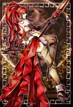 "【RWBY】""Pyrrha"" / Illustration by ""bvslime"" [pixiv] Team Jnpr, Team Rwby, All Anime, Anime Art, Anime Stuff, Rwby Pyrrha, Mai Waifu, Pyrrha Nikos, Rwby Anime"
