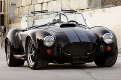 The Shelby AC Cobra