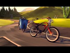 die Kurzversion Cruiser und Bella - Trailer - Velo und Auto im Kreisel - Ab durch die Mitte - Suva - Suvaliv - YouTube