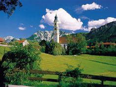 Pfronten-Berg, Kirche St. Nikolaus