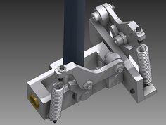 Gimbal design | Flight Sim Pit Builders | SimHQ Forums