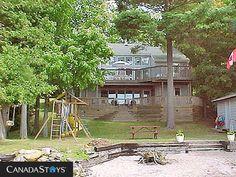 12 best canada rentals images cabins cottage cottage rentals rh pinterest com