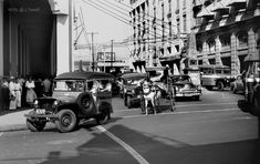 Philippines, pedestrian and car traffic on streets of Manila Exotic Beaches, Manila Philippines, Enjoy The Sunshine, University Of Wisconsin, Pedestrian, Photo Archive, Plaza, Southeast Asia, The Good Place