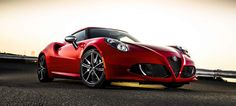 WHO among us could honestly claim to not getting a thrill even from a photograph of the Alfa Romeo 4C Coupe. This is a gorgeous addition to the Alfa Romeo line, for which the carmakers have referred back across the decades to the swinging 1960s.
