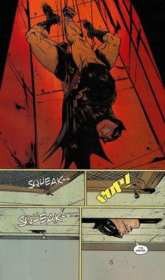 Paul Pope - Batman Year 100