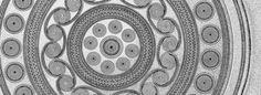 Detail der Zeichnung ›Kultwagen von Trundholm