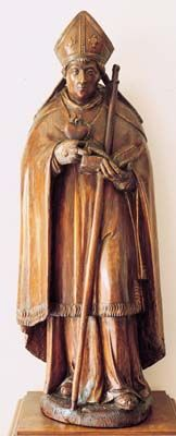 """De Regel van sint Augustinus     Augustinus bleef naarstig naar de waarheid zoeken. Hij was bekeerd retor en filosoof, bisschop en godgeleerde, maar ook monnik. Vanaf zijn bekering wenste hij niet anders te zijn dan een dienaar Gods, wat voor hem in de eerste plaats """"monnik"""""""