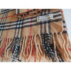 écharpe BURBERRY vintage, cachemire,merino, burberry scarf,made in scotland, burberry schal aafb4f9aca2