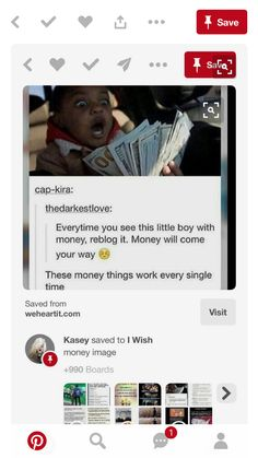 oh my fucking God!! I just reposted this casually. I shit you not, my 3 peeps family got about 100, and within seconds mum found  400!! Oh my god! Repost this every time!! #Money #goodluck