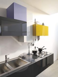 36e8 Kitchen modularity by Daniele Lago