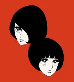 Manga Bowl Cuts