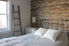 23 Best And Fabulous Rustic Bedroom Wall Decoration Ideas Home Bedroom, Bedroom Wall, Bedroom Decor, Master Bedroom, Dark Grey Walls, Rustic Wood Walls, Wooden Walls, Pallet Walls, Wall Wood