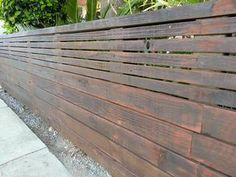 Green building with reclaimed wood! | Harwell Fencing & Gates Inc. - Los Angeles in Santa Monica, CA 90403
