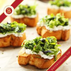 Serve something less expected at your next book club gathering, like 'The Invisibles' author Cecilia Galante's Wilted Greens and Fontina on Sourdough Toast, paired with Pinot Grigio.