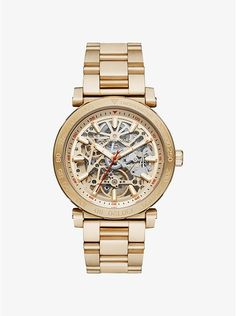 Greer Gold-Tone Watch
