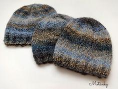 Motánky: Pletené čepice