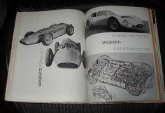 BOLIDE DESIGN 1970 BOOK French ALFA LE MANS FERRARI MASERATI MERCEDES Prototypes