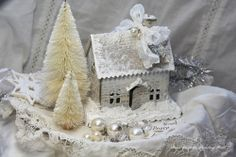 Crafting ideas from Sizzix UK: Country Cottage