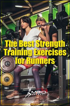 The Best Strength Training Exercises for Runners Endurance Training, Race Training, Strength Training Workouts, Training Motivation, High Intensity Interval Training, Running Training, Fitness Motivation, Training Exercises, Training Equipment