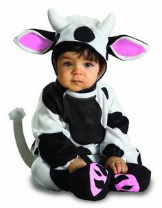 d18e219164dc  19 Baby animal onesie! Check out this cute baby cow onesie! Infant  Halloween