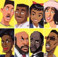 5 Ilustradores negros pra você seguir no Instagram
