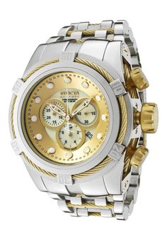 Invicta Reserve Chrono Stainless Steel - R$ 2.100,00